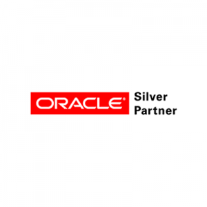 Oracle Silver Partner logo
